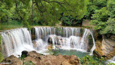 Les cascades de la vis, à moins d'une heure de Montpellier