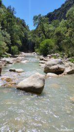 Gorges du Toulourenc ente Vaucluse et Drôme