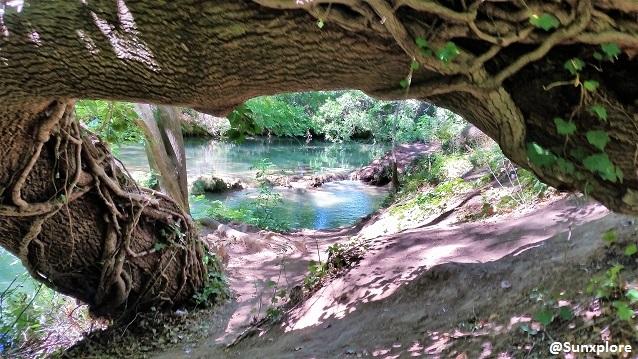 Un lieu de promenade insolite dans le var, à moins d'une heure de Toulon