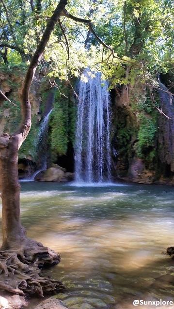 Une cascade insolite dans le Var, à une heure de Marseille et Toulon