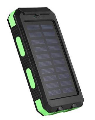 Chargeur portable solaire 30000 mah randonné et Camping