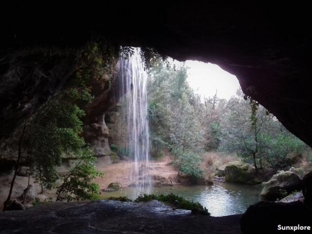 Une cascade d'Ardèche à découvrir à l'occasion d'une petite promenade