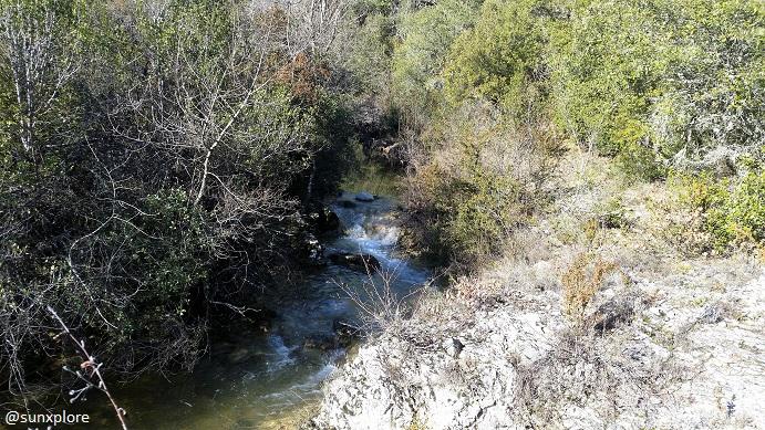 La Sompe, un cours d'eau tranquille