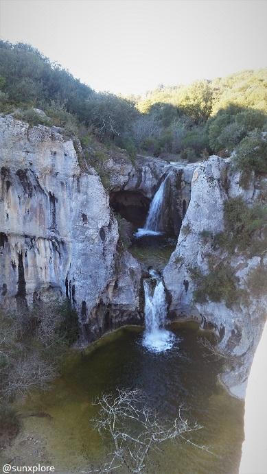 La plus belle cascade d'Ardèche