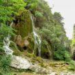 Randonnée à la cascade verte dans la Drôme